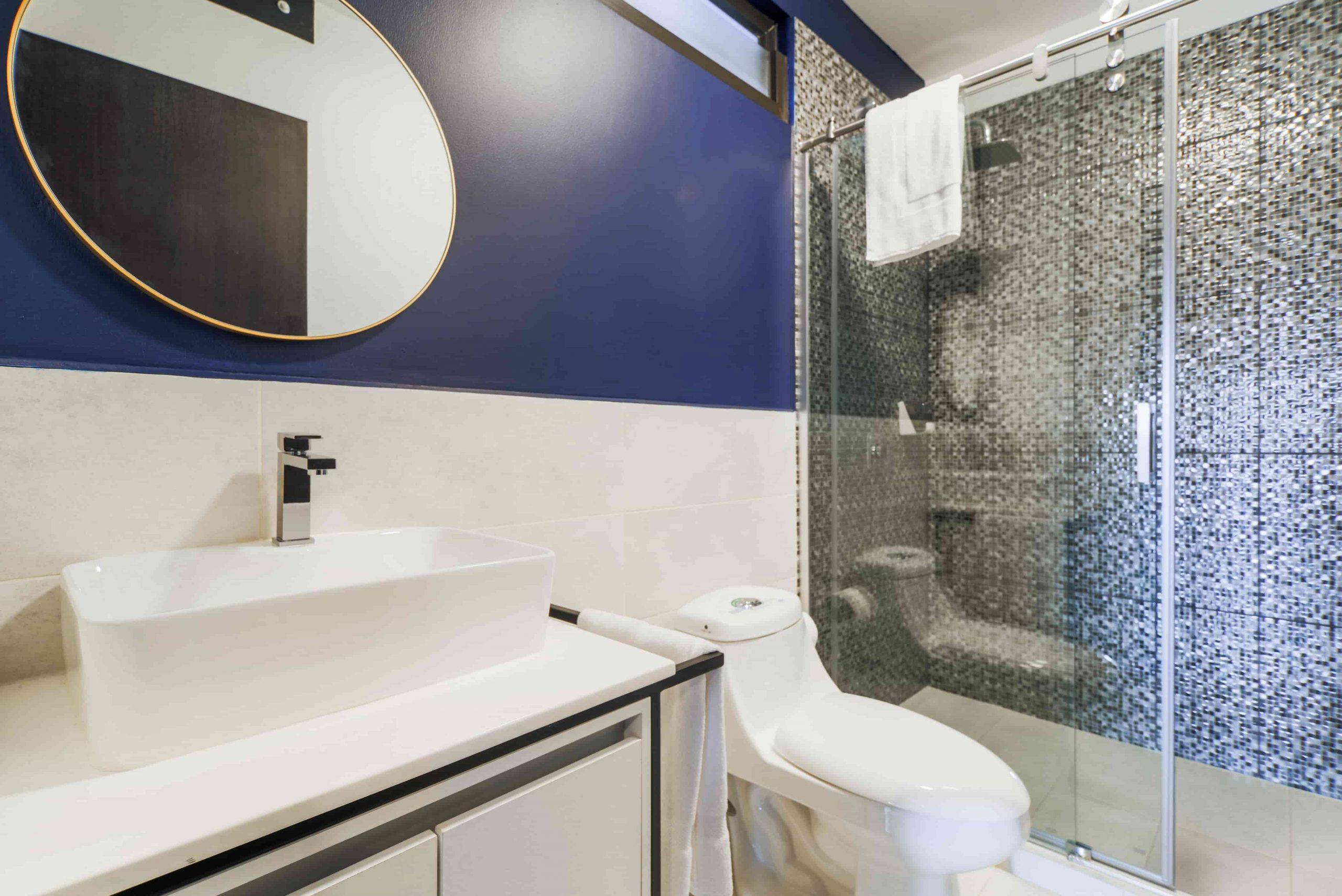baño - apartamento vivotel